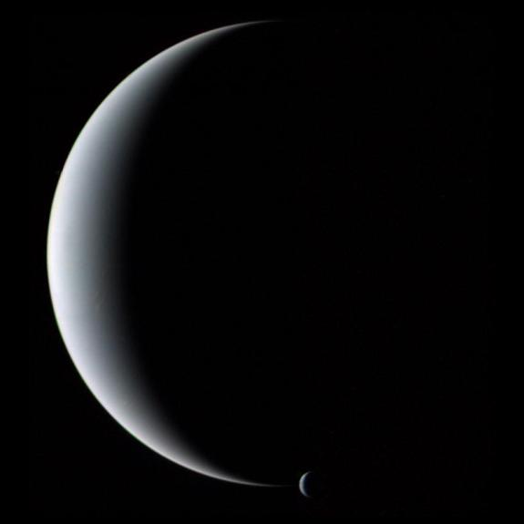 voyager 2 neptune triton - photo #9