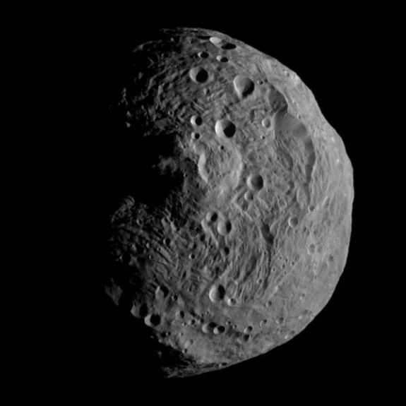 Vesta from Dawn July 17