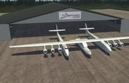 Stratolaunch: SpaceShipThree or Space Goose?