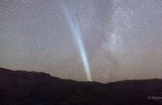 Time lapse: The spectacle of Comet Lovejoy