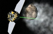 NASA Looks into Lasers for 'Tractor-Beaming' Stardust