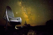 SETI's Search for Intelligent Alien Life Resumes