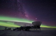 Antarctica Shines as Icy Bastion of Space Science
