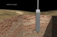 NASA Developing Comet Harpoon for Sample Return