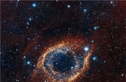 Helix Nebula in New Colors