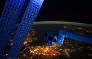 City Lights at Night: Astronaut's Amazing View from Space