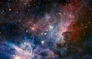 Most Detailed Infrared Image of the Carina Nebula Ever
