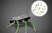 How NASA May Use Microbes to Power Space Robots