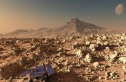 "Atacama Desert's ""Extreme Microbial Oasis"" A Preview of Future Mars Discoveries?"