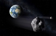 Massive Asteroid to Hit Earth in 2040