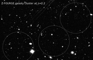Galaxy Cluster Hidden in Plain View