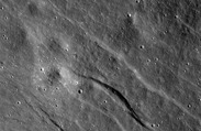 NASA Spacecraft Reveals Recent Geological Activity On the Moon