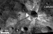 Dawn Sees New Surface Features On Giant Asteroid Vesta