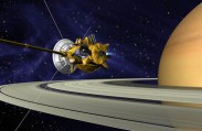 NASA Resurrects Saturn Science Tool on Cassini Spacecraft