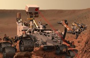 Mars Rover Roadtrip: Death Valley Stands In for Red Planet This Week