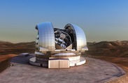 Europeans to Build World's Biggest Eye On the Sky: Largest Optical/Infrared Telescope