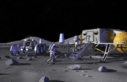 Human space exploration: asteroids versus the Moon?