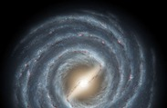 Milky Way Struck 100 Million Years Ago, Still Rings Like a Bell
