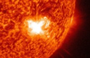 Solar Flare: Another M-Class Flare from Sunspot 1515