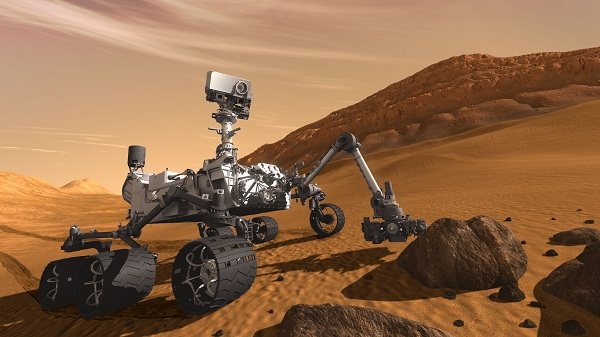 Mars-Science-Laboratory-Curiosity-Rover