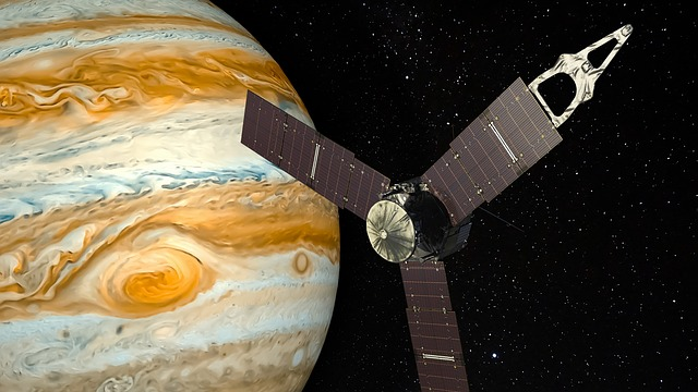 NASA Will Soon Decide If Changing Juno's Course is Best ...