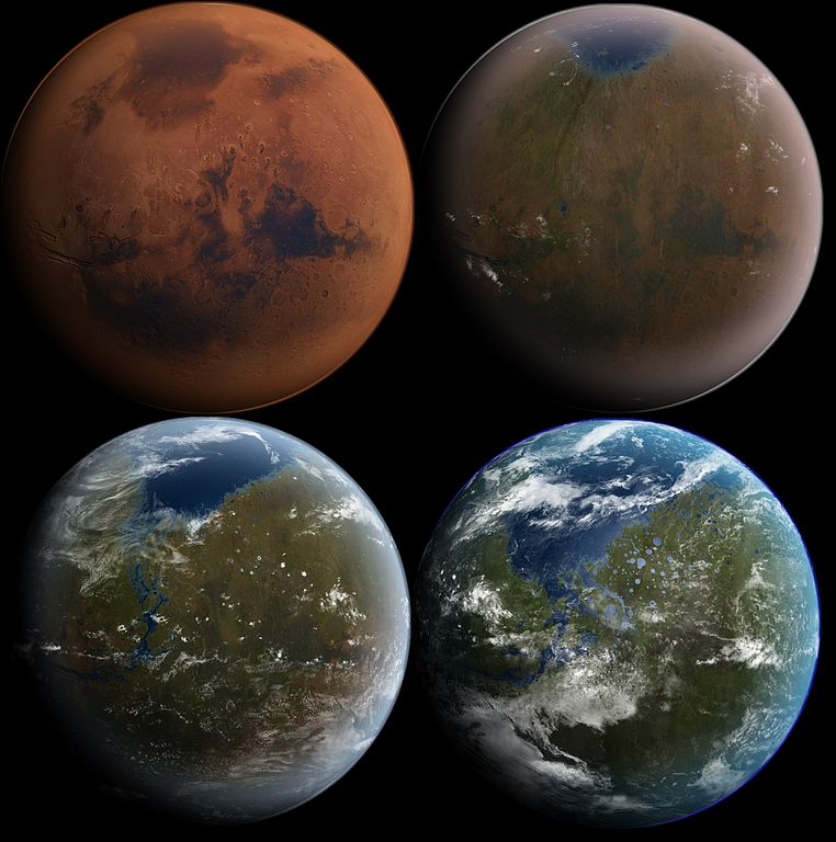Terraforming Mars Image By Daein Ballard. License: CC BY-SA 3.0.